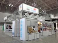 展示会・イベントの施工事例 アパレル・美容スポーツ・生活雑貨業界