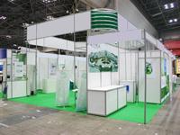 展示会・イベントの施工事例 環境・エネルギー業界