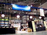 展示会・イベントの施工事例 食品・飲料業界
