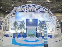 展示会・イベントの施工事例 機械・部品・素材業界