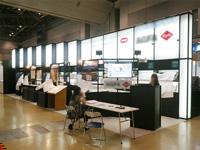 展示会・イベントの施工事例 文具・書籍・コンテンツ業界