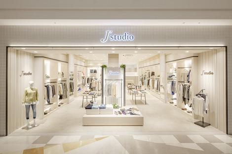 J'studio ららぽーとEXPOCITY店 店舗内装工事展示会・イベントブース
