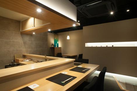 赤坂 三十郎 店舗内装工事