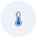 低い熱伝導率のモニター