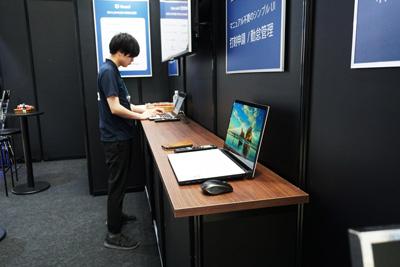 株式会社BEC展示会・イベントブース装飾のこだわり