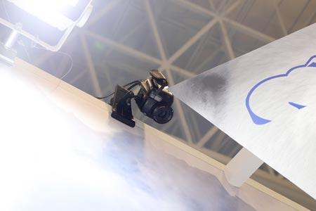 Cold Jet Technologies展示会・イベントブース装飾のこだわり