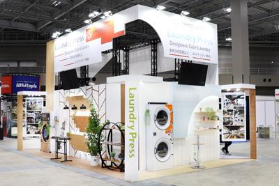株式会社Laundry Press(ランドリープレス)展示会・イベントブース装飾のこだわり