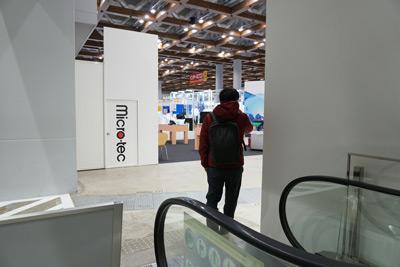 マイクロ・テック株式会社展示会・イベントブース装飾のこだわり