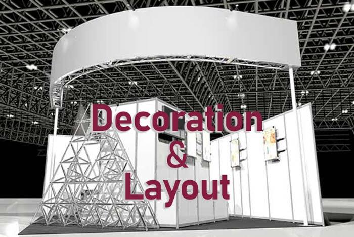 展示会ブース設営!ブース装飾のよくある勘違いと、集客のためのパネルレイアウト